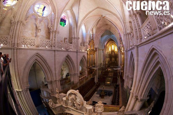 La Catedral aumenta su crecimiento en visitantes recibiendo 126.789 en el año 2018