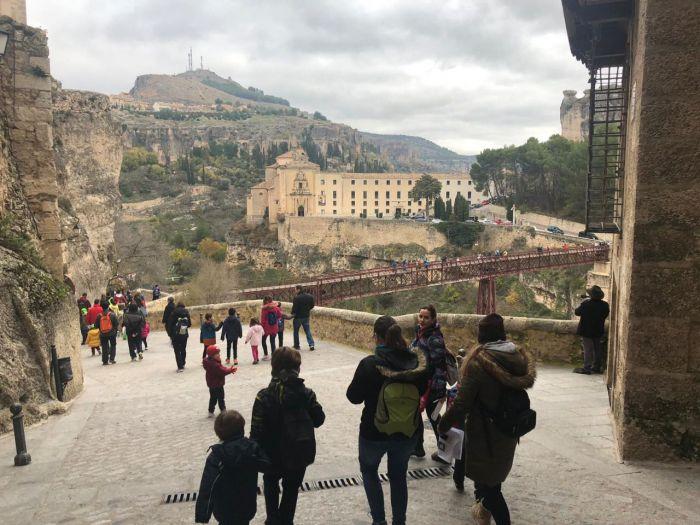 HC Hostelería de Cuenca señala el incremento del turismo tanto en la provincia como en la capital