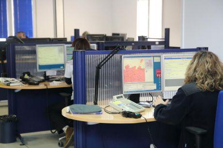El Servicio de Urgencias y Emergencias 1-1-2 ha gestionado la actuación de bomberos y sanitarios en 33 incendios en interiores ocurridos en Castilla-La Mancha