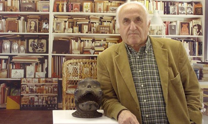 """Antonio Pérez espera que el Ayuntamiento no cometa el """"desatino"""" de perder la colección de Roberto Polo"""