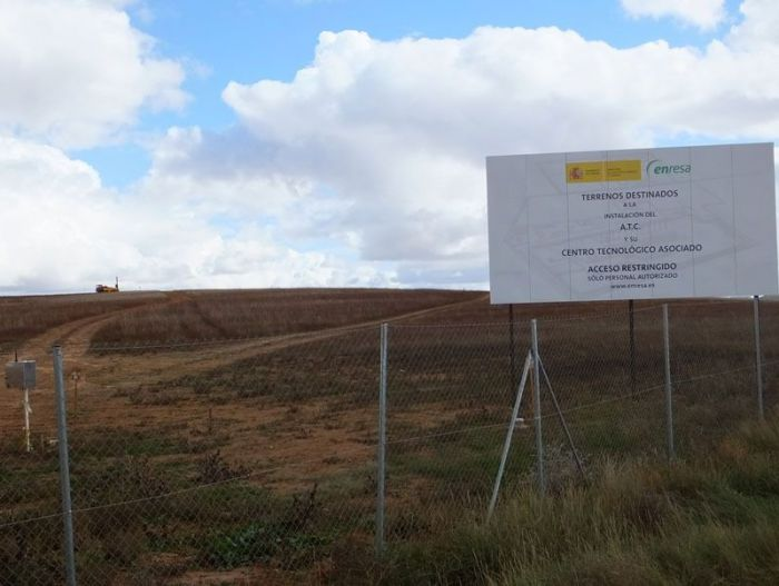 El Foro Nuclear aboga por desbloquear el proyecto del ATC de Villar de Cañas