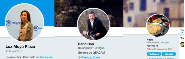 La campaña por la Alcaldía de Cuenca empieza en Twitter
