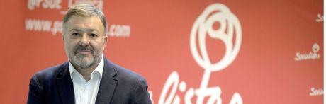 Darío Dolz proclamado candidato a la Alcaldía de Cuenca por el PSOE