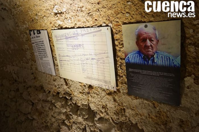 Video | Presentación del túnel refugio de Calderón de la Barca