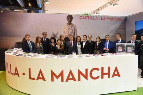 'Castilla-La Mancha: si vienes, vuelves'