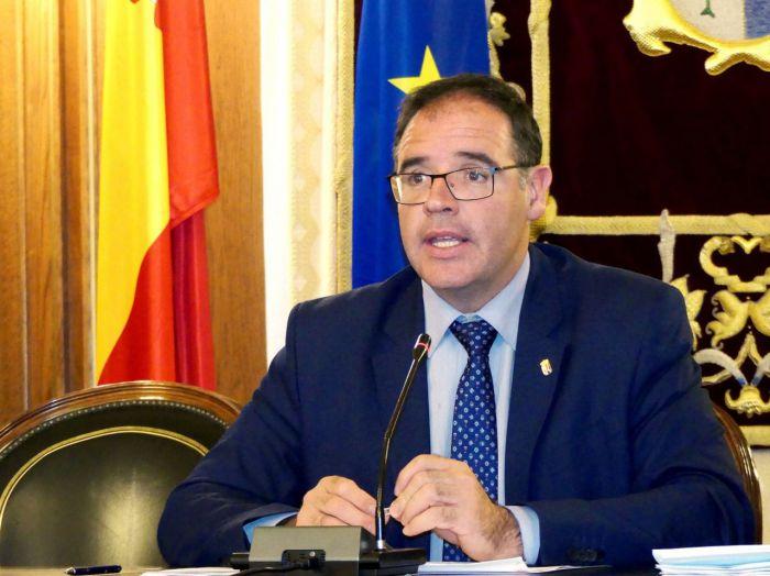 Prieto ve intereses electoralistas en las alegaciones del Grupo Socialista al presupuesto de Diputación para 2019