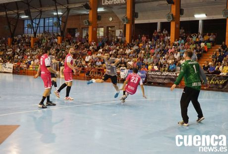 El Liberbank Cuenca juega en Manzanares su último amistoso ante Ángel Ximénez AVIA