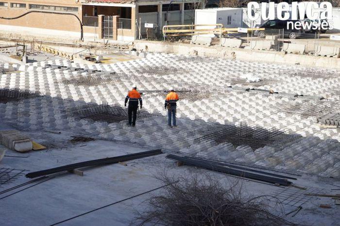 La Junta ha pedido información sobre la fecha de finalización de las obras del aparcamiento de Astrana Marín en dos ocasiones y el Ayuntamiento no ha respondido