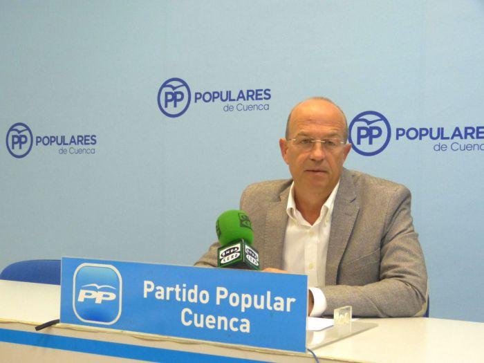 Tortosa anima a los taranconeros a sumarse a la concentración que este domingo se celebra en Madrid en defensa de España y los españoles