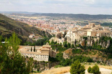 Cuenca, a vista de globo a partir del verano