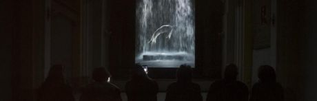 'Vía Mística', del artista neoyorquino Bill Viola, superó los 55.000 visitantes este fin de semana
