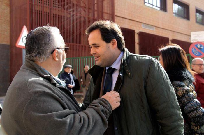 """Núñez: """"Si queremos que Cuenca tenga nuevas oportunidades y sea una ciudad que atraiga inversiones, necesitamos que Pablo Casado sea el presidente del Gobierno"""""""