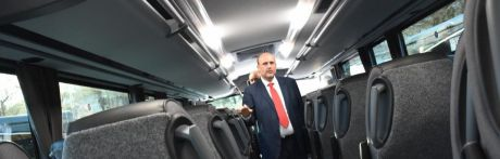 """Martínez Guijarro considera """"clave"""" reorganizar el transporte para revitalizar el acceso a los servicios públicos"""