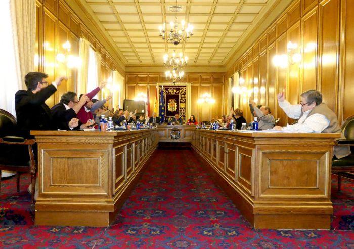 El Pleno de la Diputación aprueba una moción en favor de la actividad cinegética a propuesta del Grupo Socialista