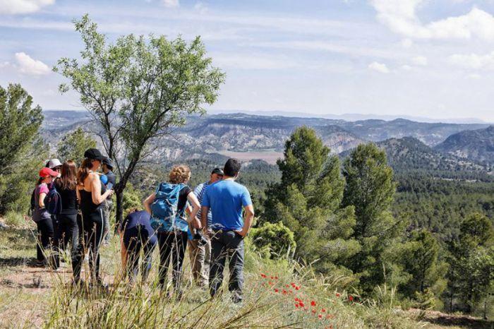Castilla-La Mancha registra un incremento de un 21,7% en la demanda de turismo rural frente al descenso del 2,8% registrado a nivel nacional