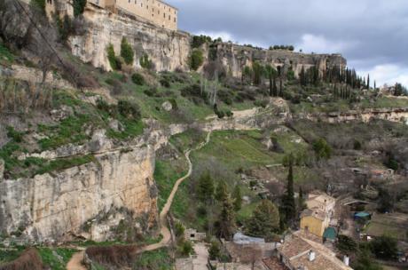 Diputación estudia dar un uso relacionado con la escalada al Hocino de Federico Muelas