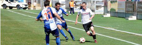Un Conquense sin pólvora cae derrotado ante el Ebro (0-1)