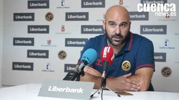 Lidio Jiménez ve igualada la eliminatoria Liberbank Cuenca-Bidasoa Irún