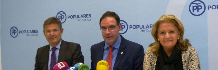 Catalá alerta que la dispersión del voto puede hacer que 'gobierne la izquierda'