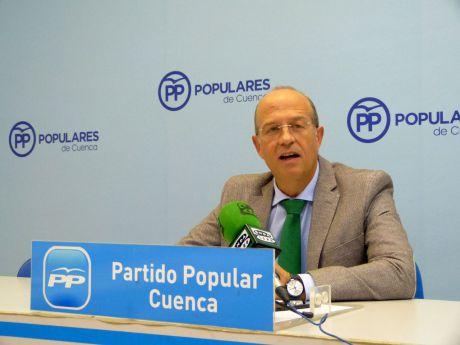 José Manuel Tortosa encabezará la lista de PP al Senado por Cuenca