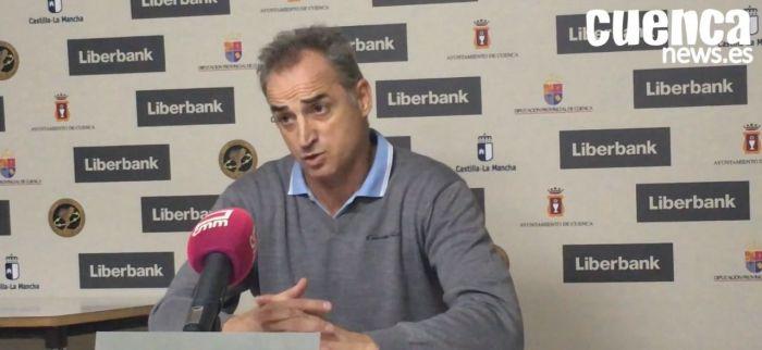 Guijosa destaca el carácter 'guerrillero' del Liberbank Cuenca