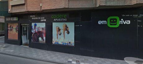Atracan, a punta de pistola, un local de apuestas deportivas en Calderón de la Barca