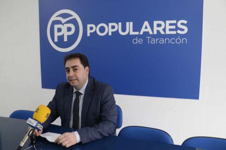 Fran Doménech, candidato del PP a la Alcaldía de Huete