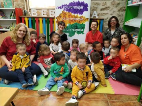 Concluyen las actividades organizadas por la biblioteca de Mota del Cuervo para conmemorar el Día de la Poesía