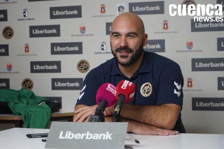 Lidio Jiménez: 'Si trabajamos bien somos capaces de ganar a cualquiera'