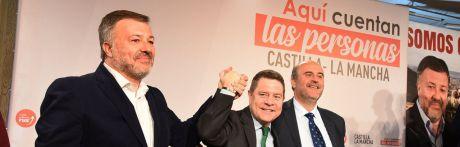 Page arropa a Darío Dolz en la presentación pública de su candidatura a la Alcaldía de Cuenca