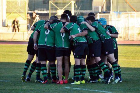 Triple compromiso para el Club Rugby A Palos este sábado