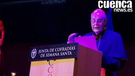 Historia y tracción cristiana en el pregón del cardenal Carlos Amigo