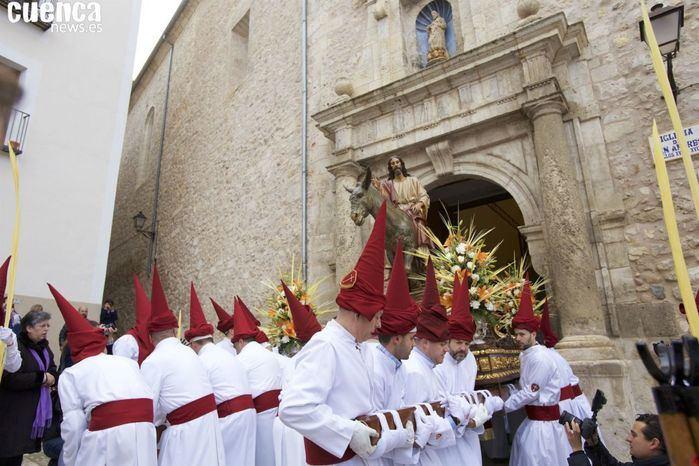 Así fue el Domingo de Ramos - Procesión del Hosanna