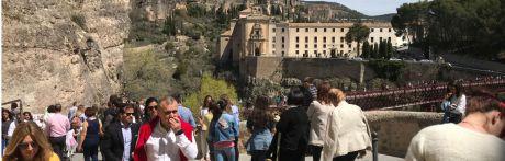 Castilla-La Mancha es la primera región con mejores expectativas de alojamiento durante la Semana Santa