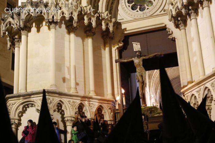 Así fue el Lunes Santo – Procesión de la Vera Cruz