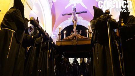 La hermandad de la Vera Cruz celebra este domingo la Eucaristía conmemorativa del 25º Aniversario de su fundación
