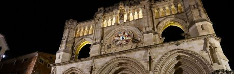 La Catedral de Cuenca sufrió un incendio muy similar a la de 'Notre Dame' en el siglo XV