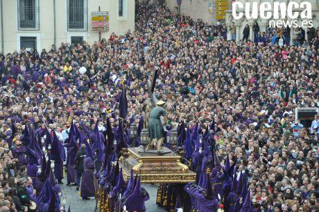 """Más de 2.400 """"turbos"""" participarán en la procesión Camino del Calvario"""