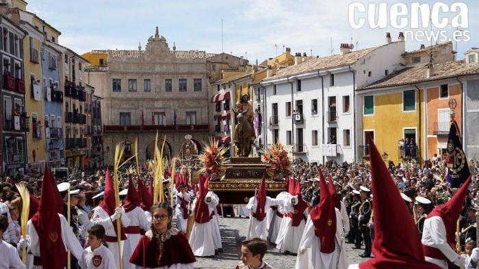 'Semana de Pasión' y política: Los candidatos ante la Semana Santa de Cuenca