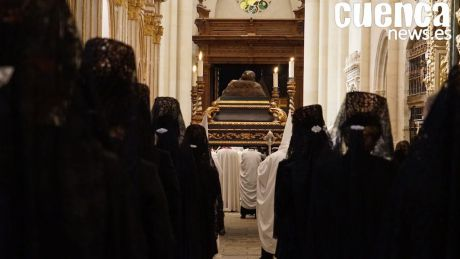 Video | Viernes Santo – Procesión del Santo Entierro