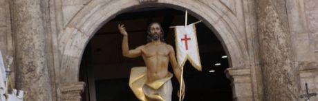 Así fue el Domingo de Resurrección - Procesión del Encuentro