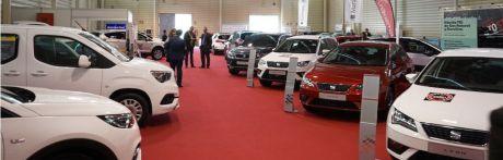 """Arranca en """"La Hípica"""" el segundo Salón del Vehículo Nuevo de Cuenca"""