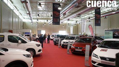 Los concesionarios cierran sus primeras ventas en la segunda edición del Auto Stock Cuenca
