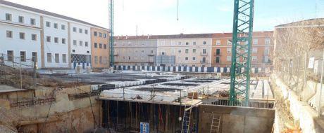 El Ayuntamiento reclama 3,6 millones de euros a la empresa Sogeccon por daños y perjuicios por la paralización de las obras del parking de Astrana Marín