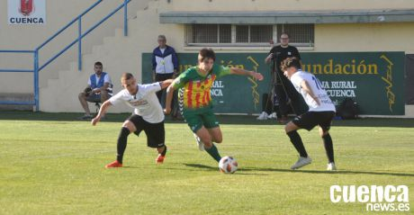 El Conquense empata ante el Castellón y certifica su descenso a Tercera División