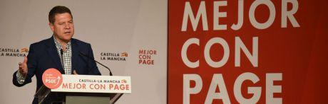Emiliano García-Page cerrará campaña en Cuenca porque ve