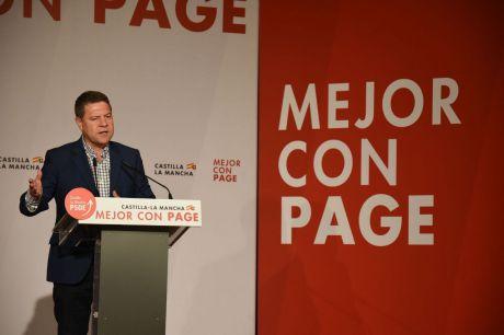 Emiliano García-Page cerrará campaña en Cuenca porque ve 'determinante' esta provincia el 26M