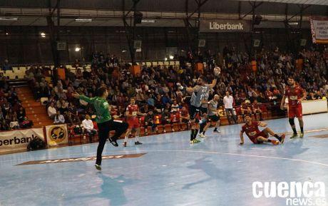 El Liberbank Cuenca despide una Liga 'muy emotiva' ante su afición contra el Alcobendas