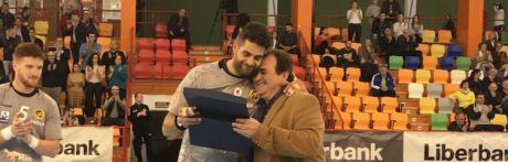 Derrota del Liberbank Cuenca ante Alcobendas, en una emotiva despedida a Mendoza(23-26)