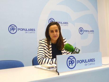 """Roldán pide a Page que """"deje de plegarse a Sánchez, el presidente más trasvasista de la historia"""", y defienda los intereses hídricos de Castilla-La Mancha"""